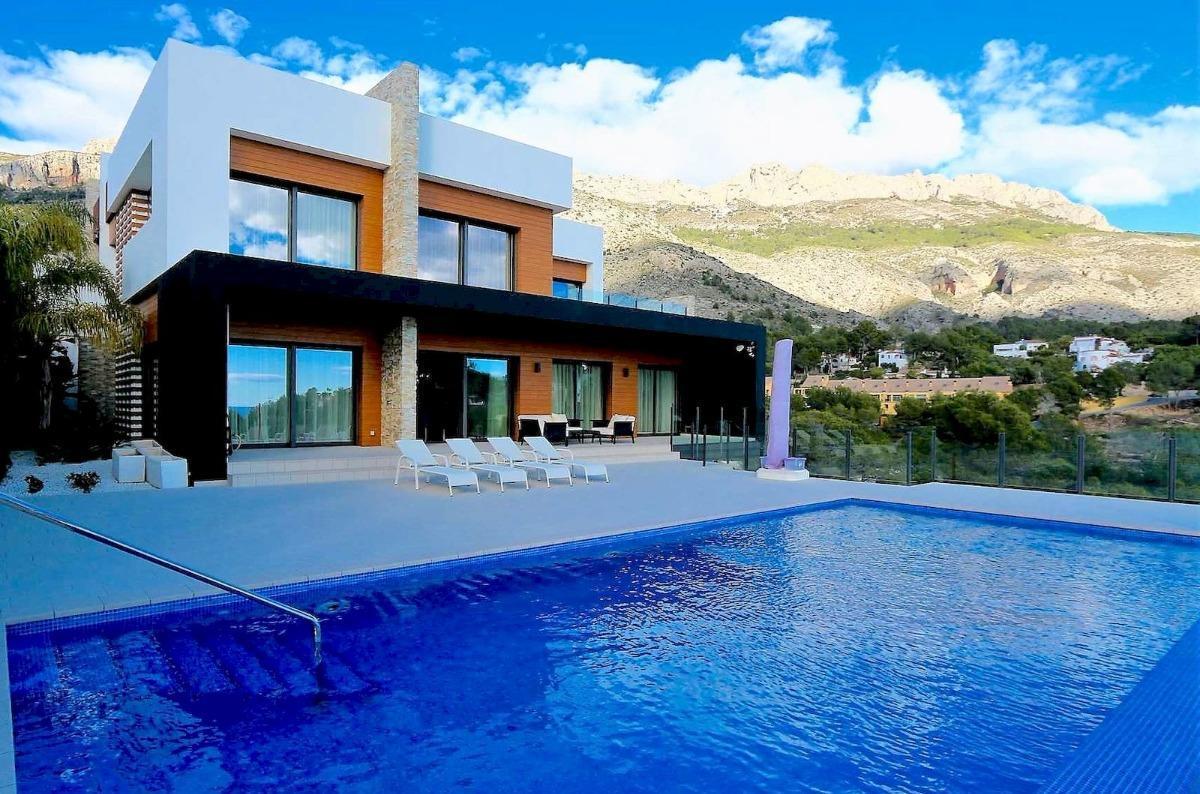 Villa en venta en Altea