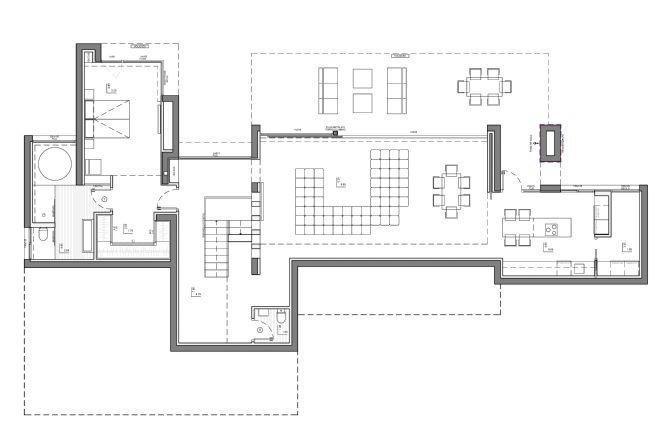 Villa en venta en Benitachell