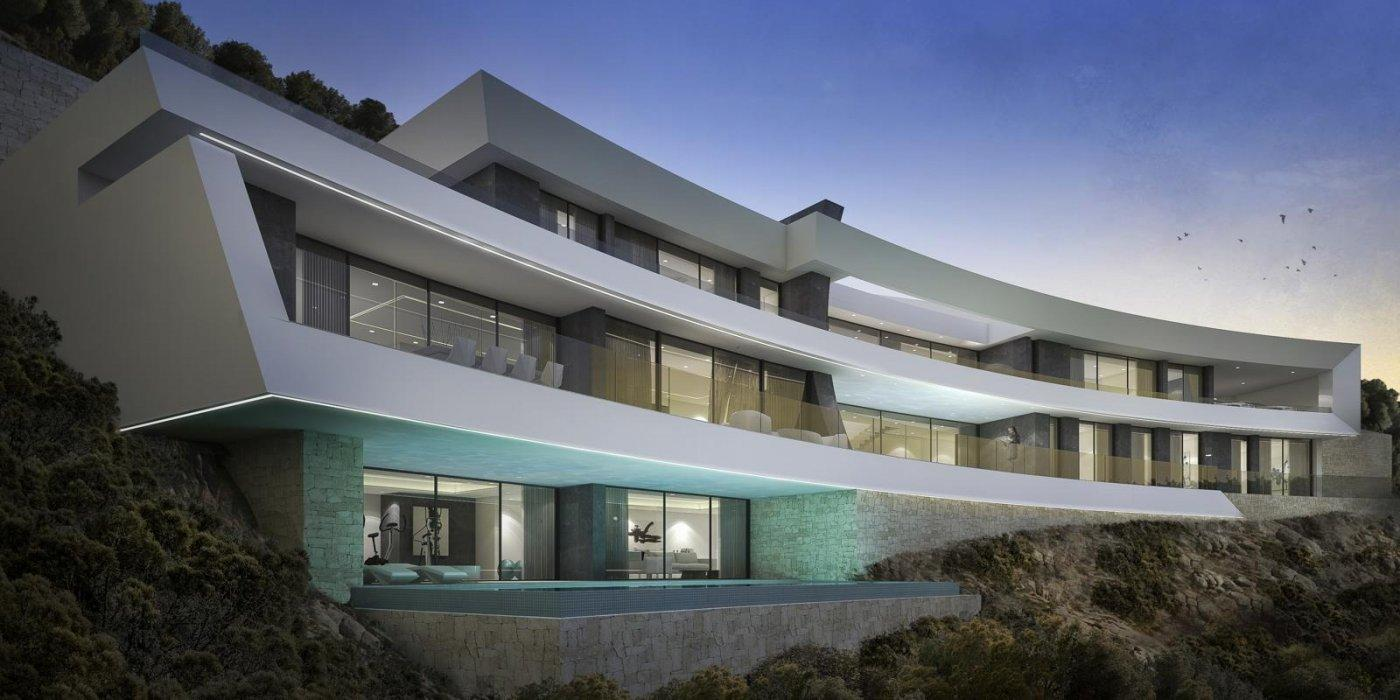Villa en venta en Javea