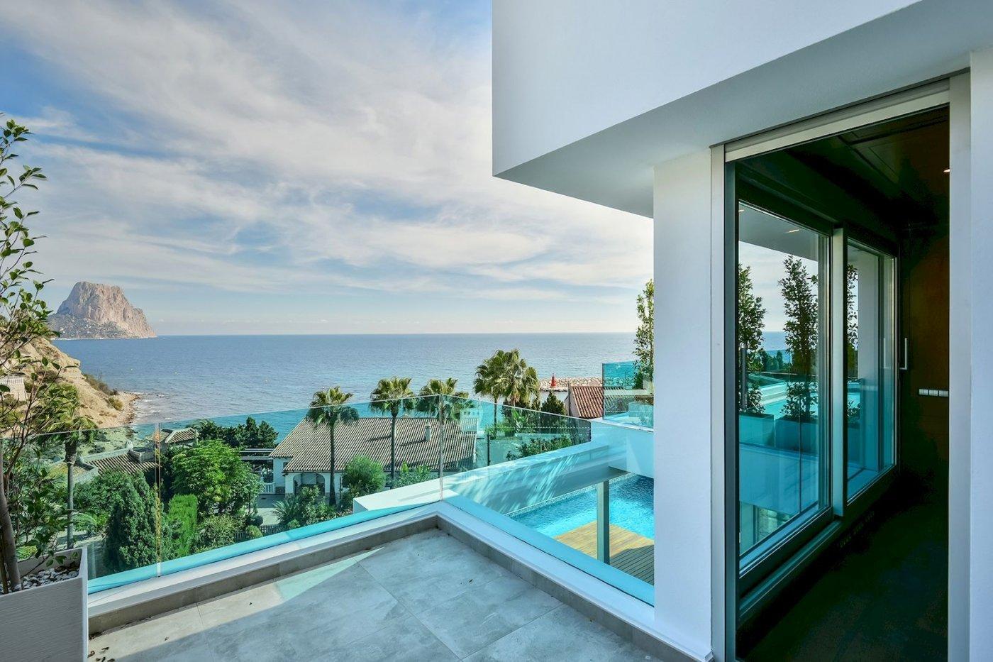 Villa en venta en Calpe