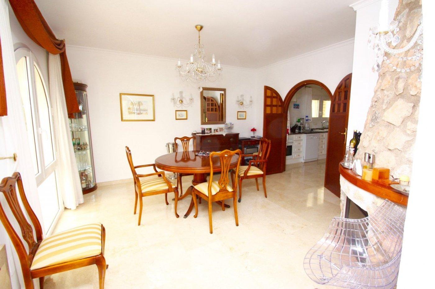 Villa en venta primera línea Moraira